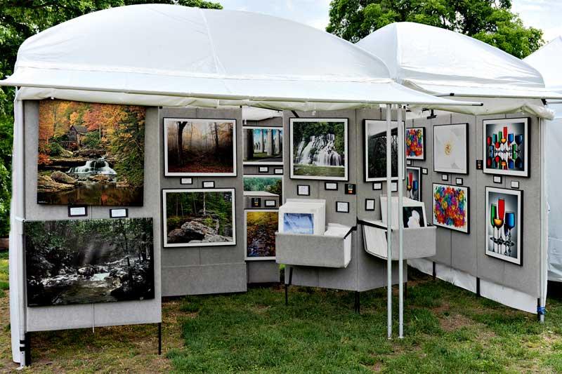 Pro Panel Rentals Art Display Panel Rentals The Tent Guys